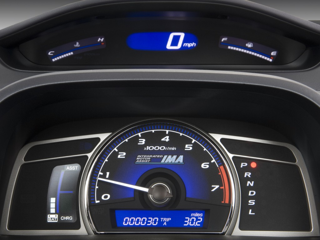 Attractive Pictures Of Honda Civic Viii 2008 #13