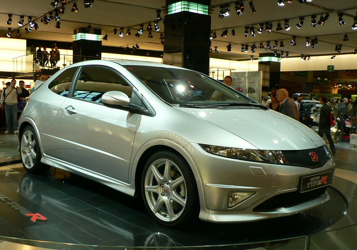 Pictures of honda civic viii 2009 #14