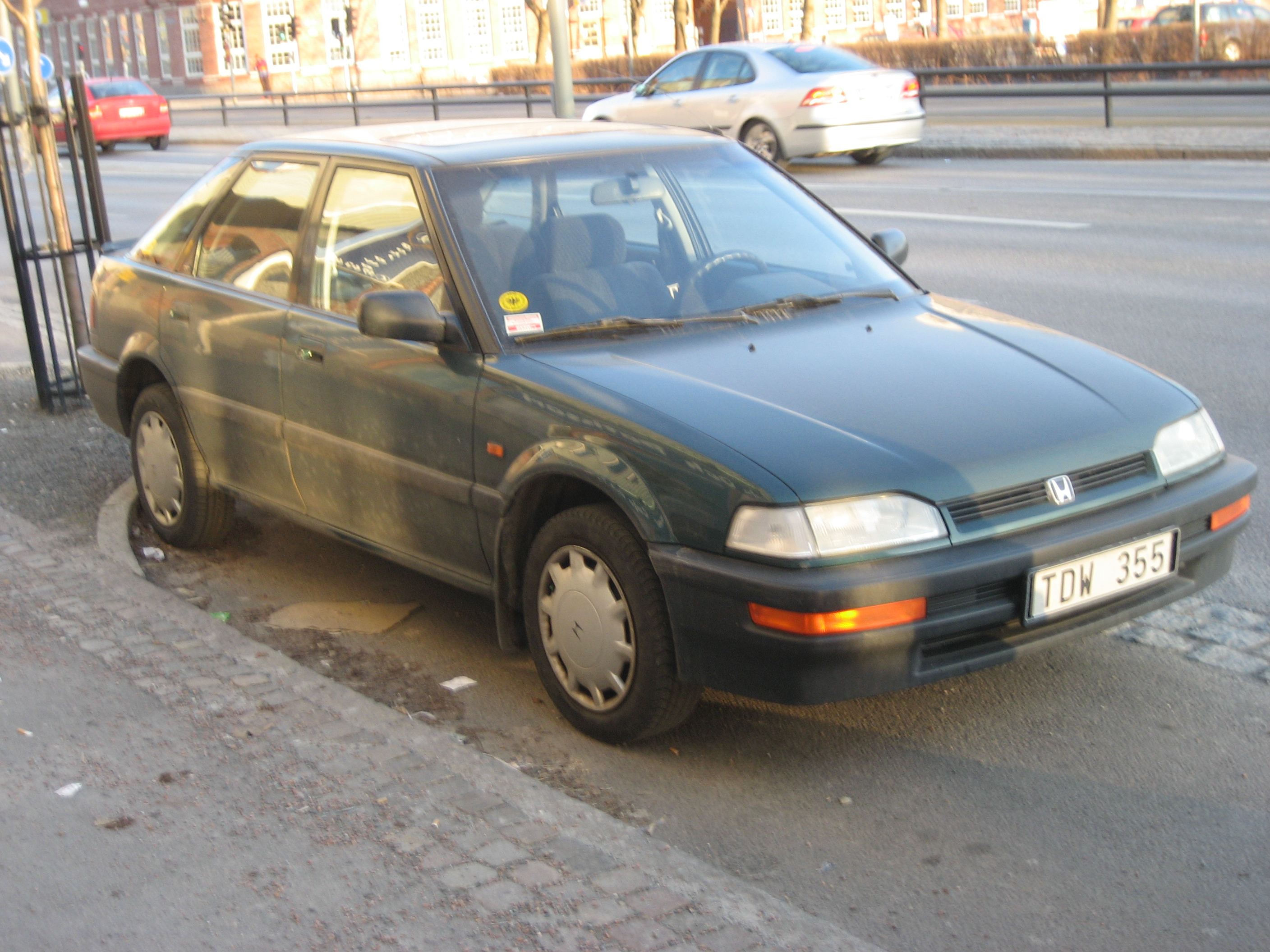 Pictures of honda concerto #4