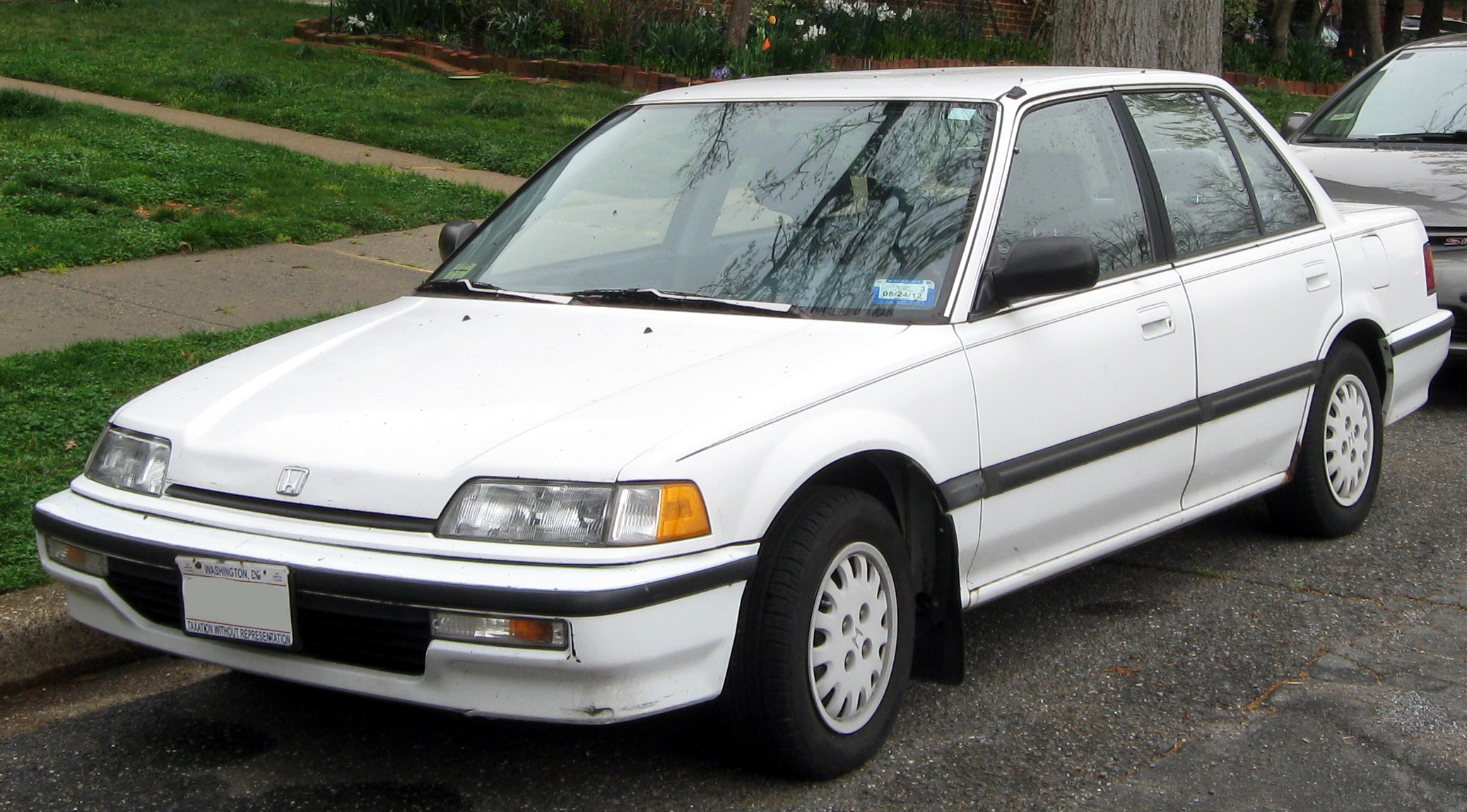 Pictures of honda concerto (hw) 1991 #3