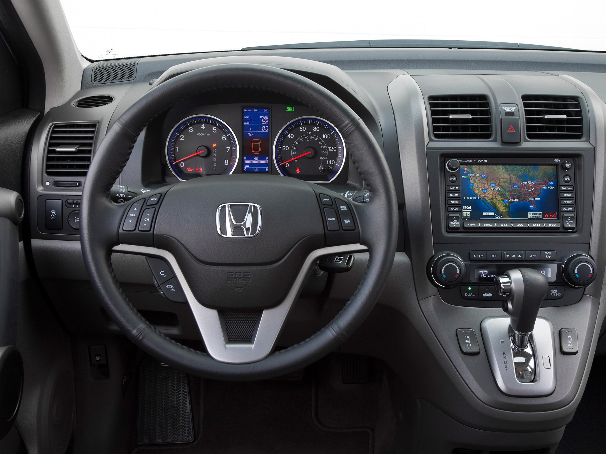 Pictures of honda cr-v