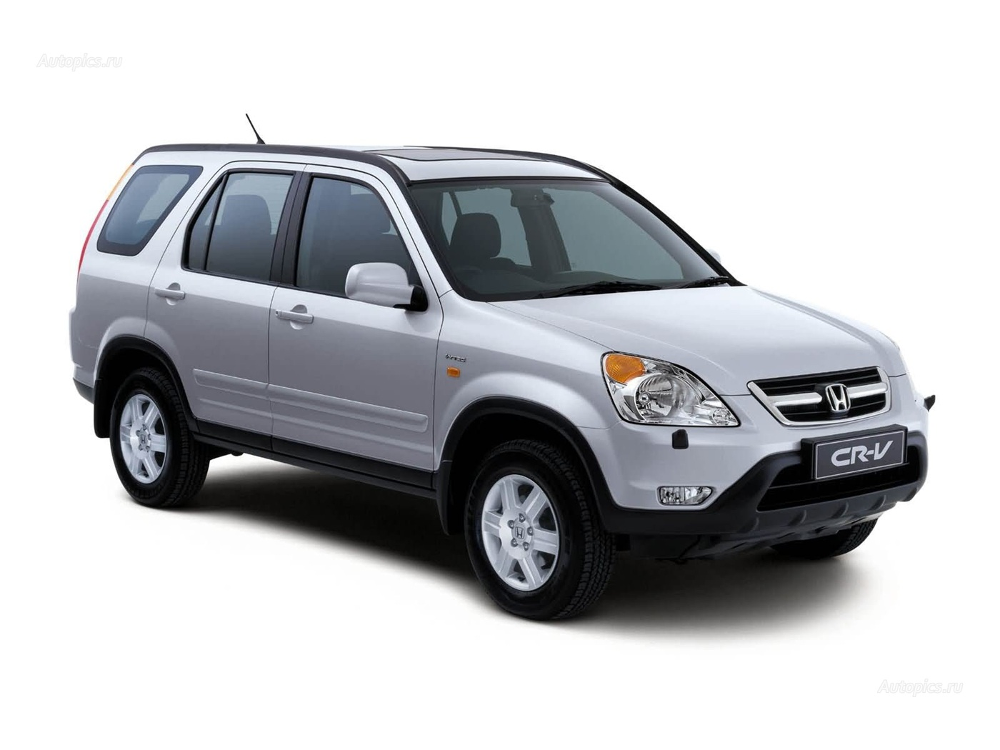 2003 Honda Cr V Ii Rd4 Rd5 Pictures Information And