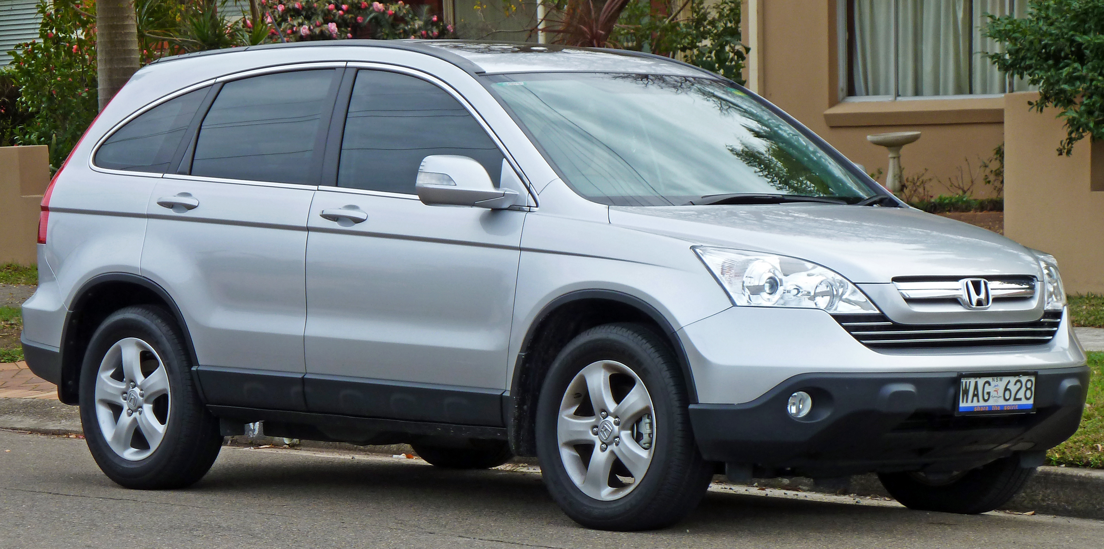 Pictures of honda cr-v iii (re5) 2014