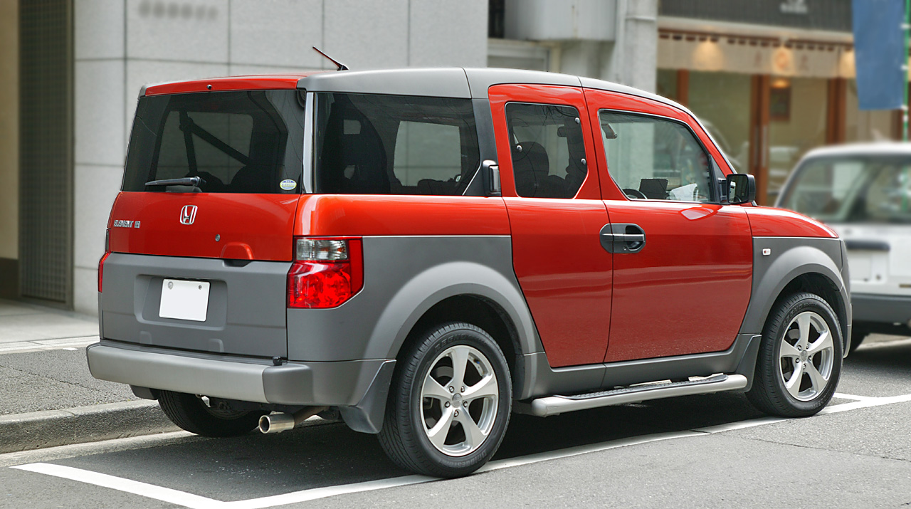 Pictures of honda element #5