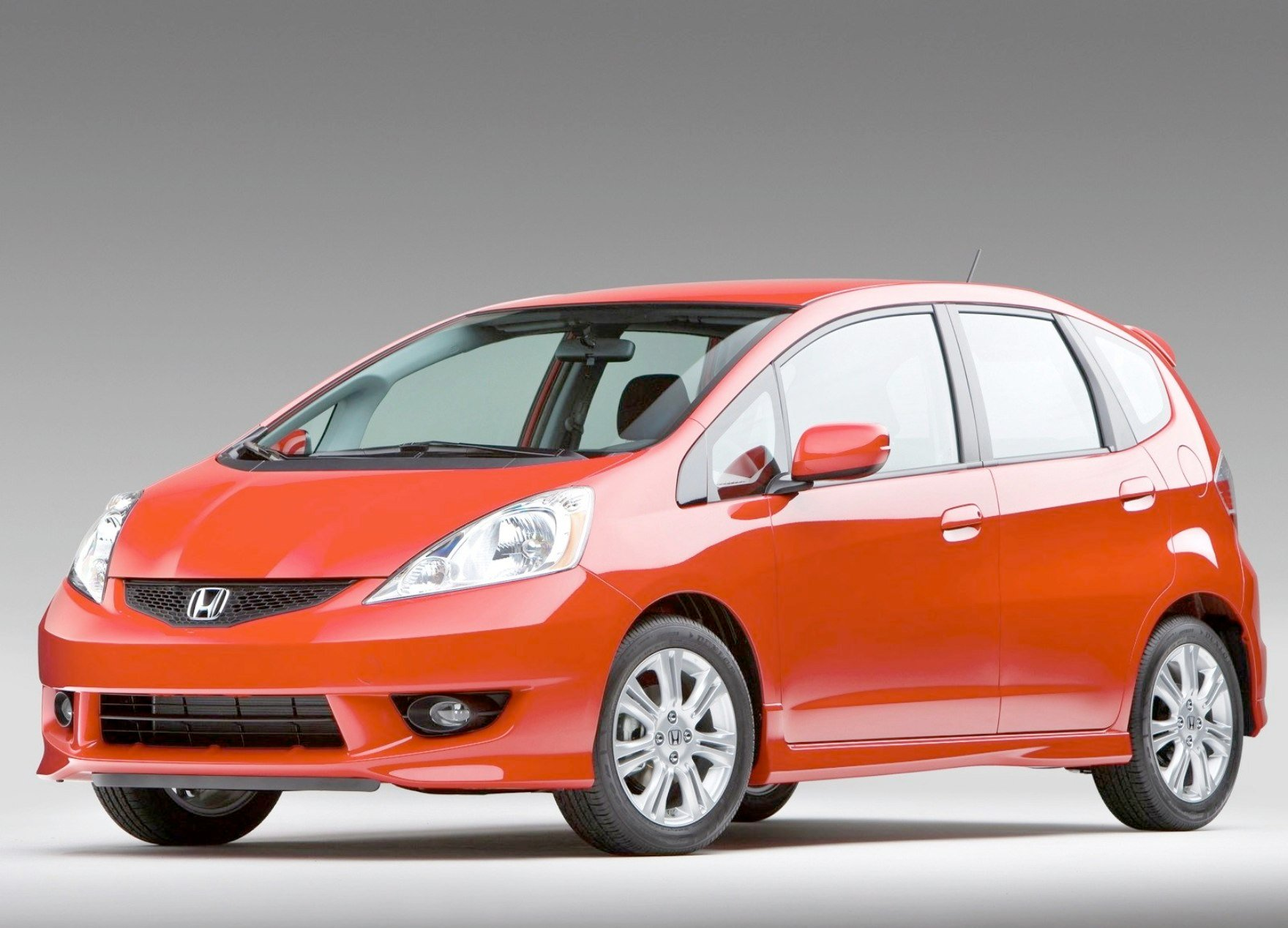Pictures of honda fit