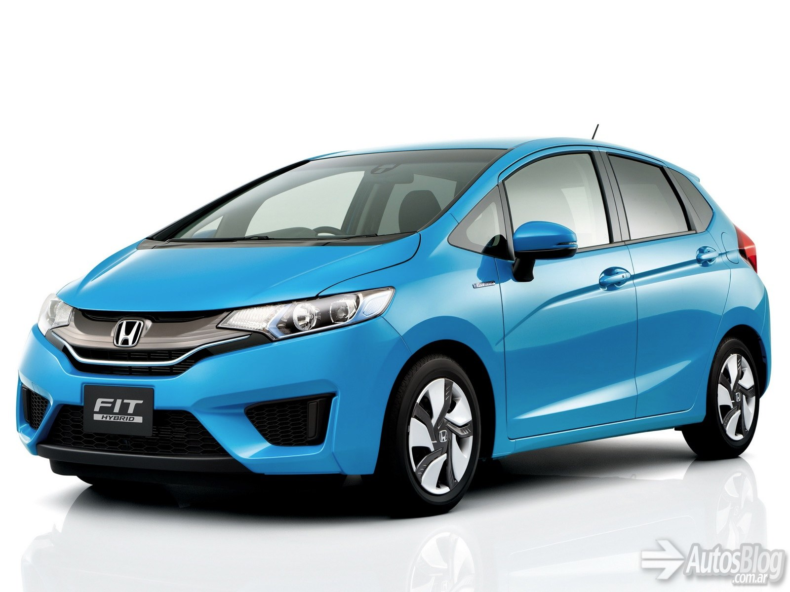 2014 honda fit iii pictures information and specs for Honda fit horsepower