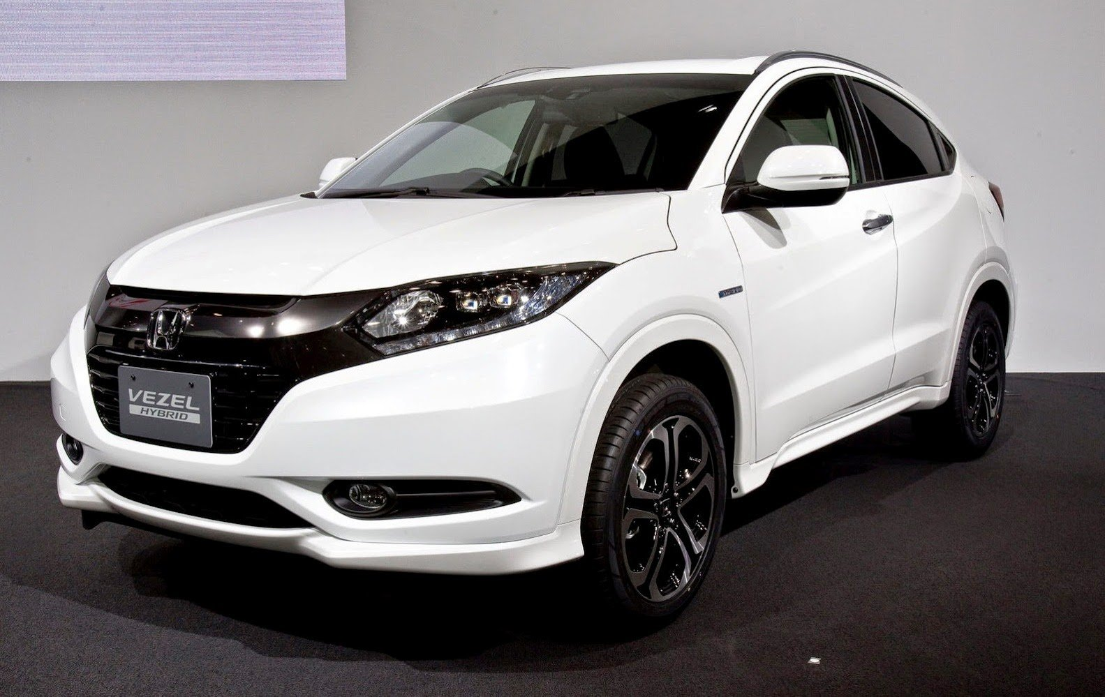 Pictures of honda hr-v