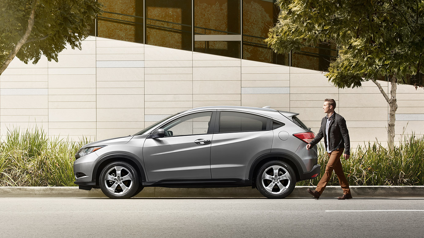 Pictures of honda hr-v #15
