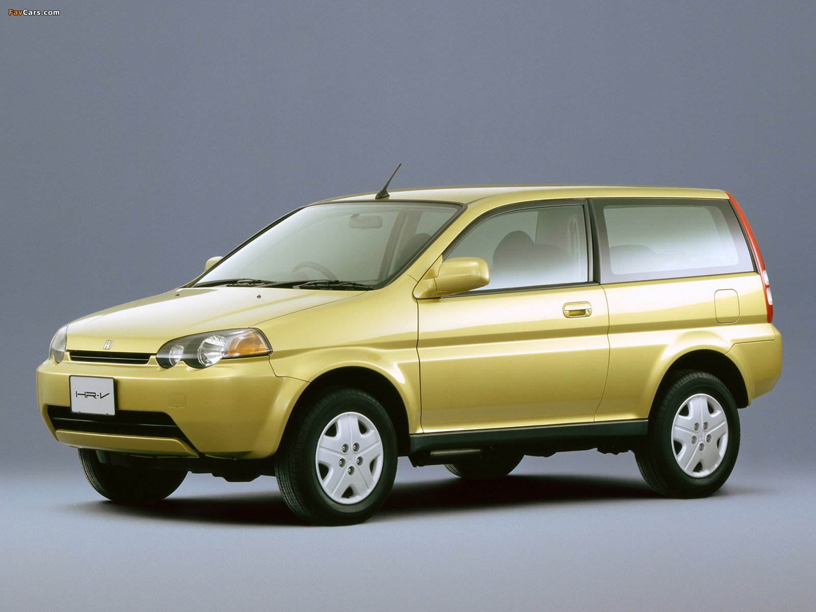 Pictures of honda hr-v (gh) 2000 #4