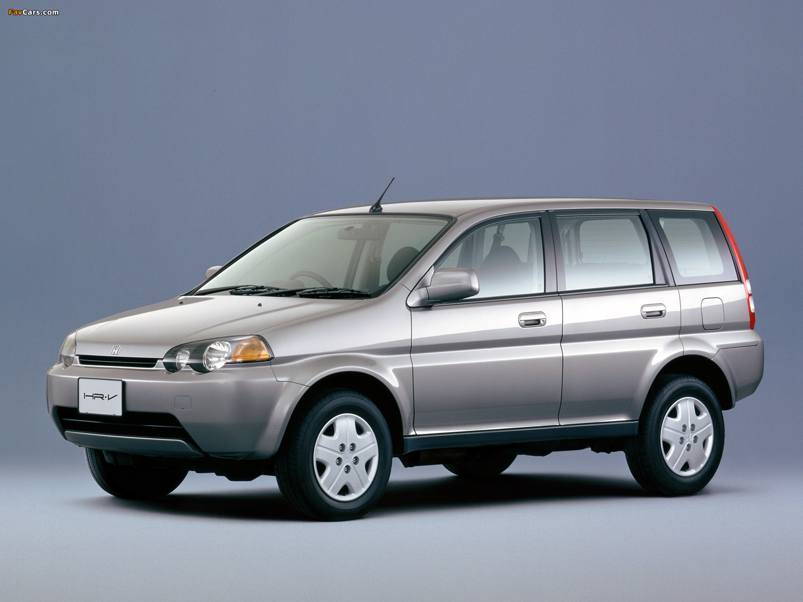 Pictures of honda hr-v (gh) 2001