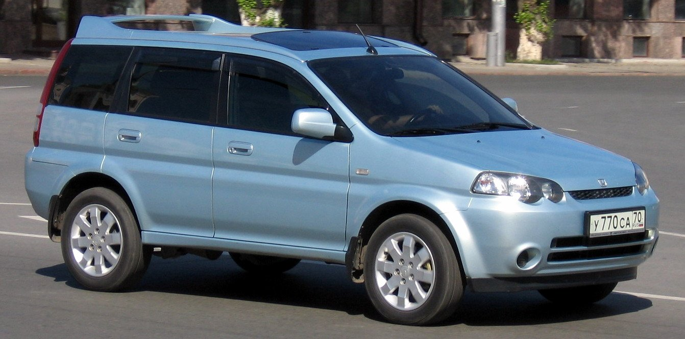 Pictures of honda hr-v (gh) 2004 #8