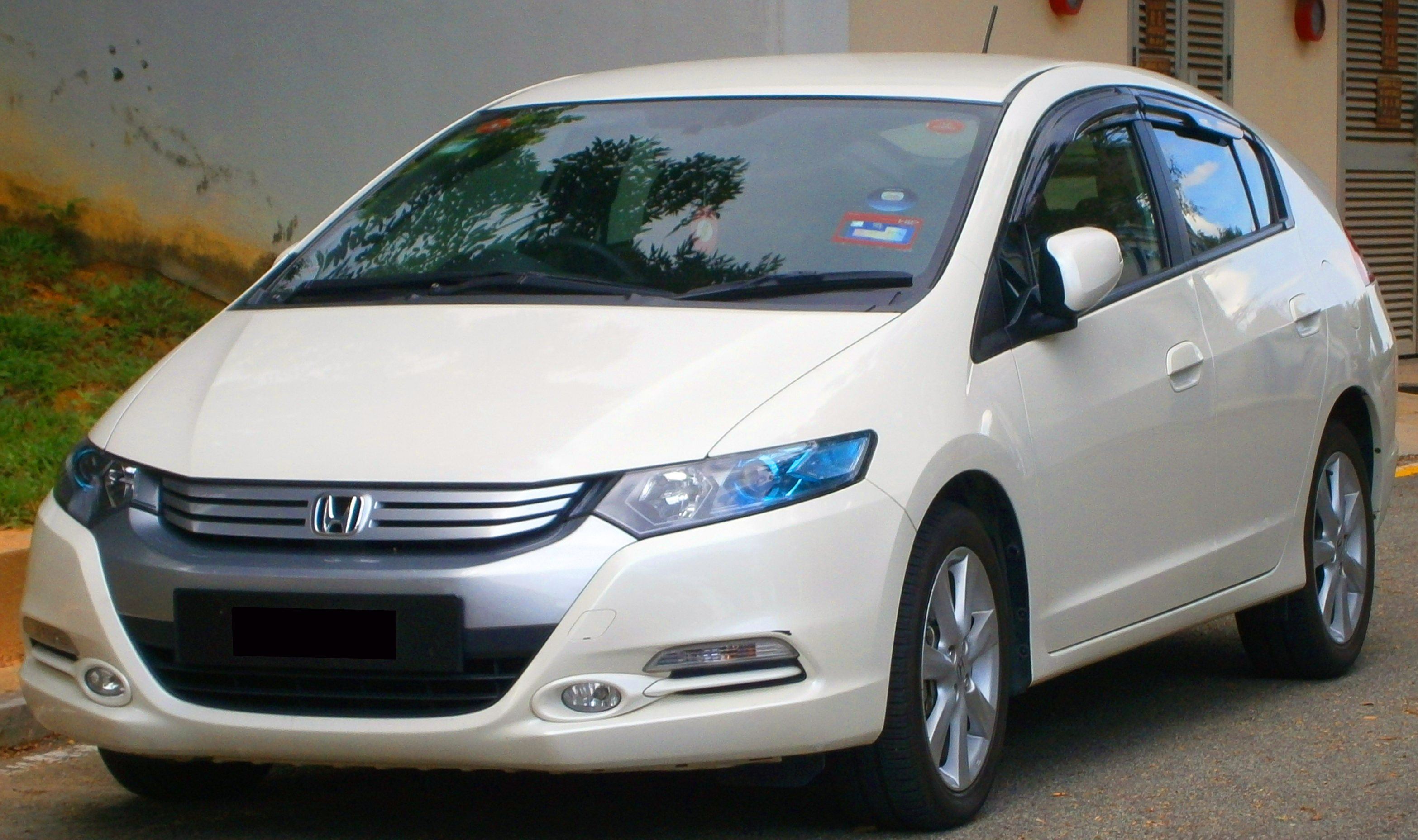 Pictures of honda insight