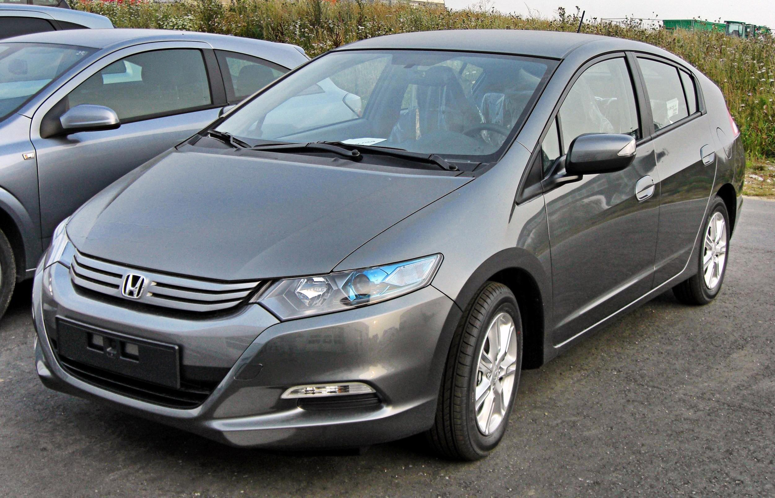 2009 Honda Insight ii - pictures, information and specs - Auto-Database.com