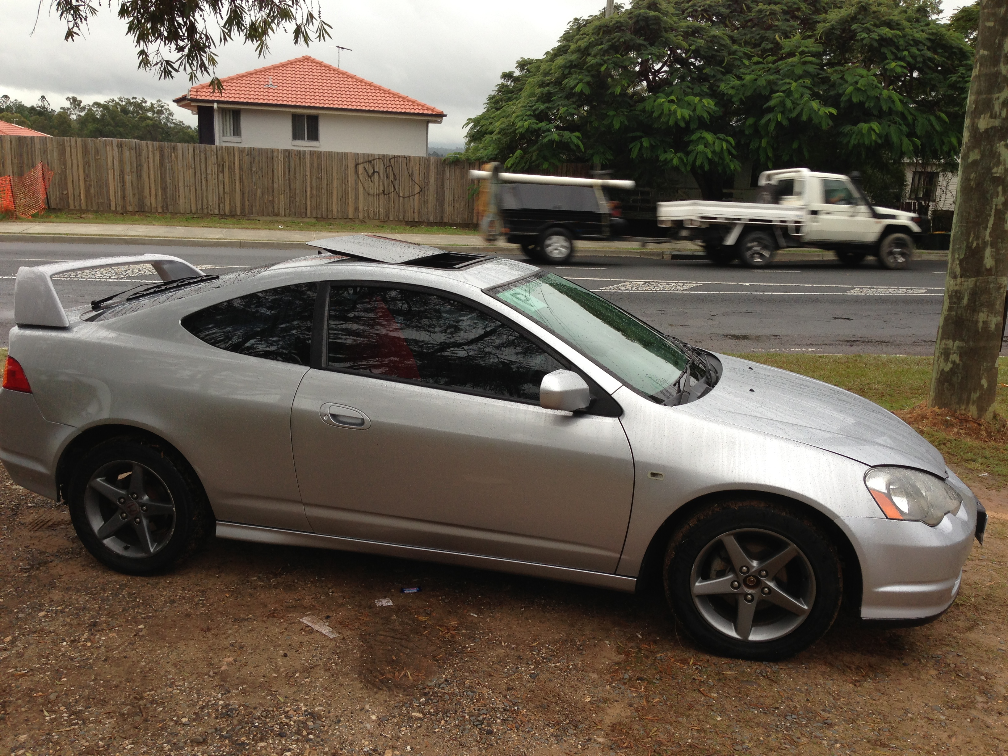 Pictures of honda integra coupe (dc5) 2003