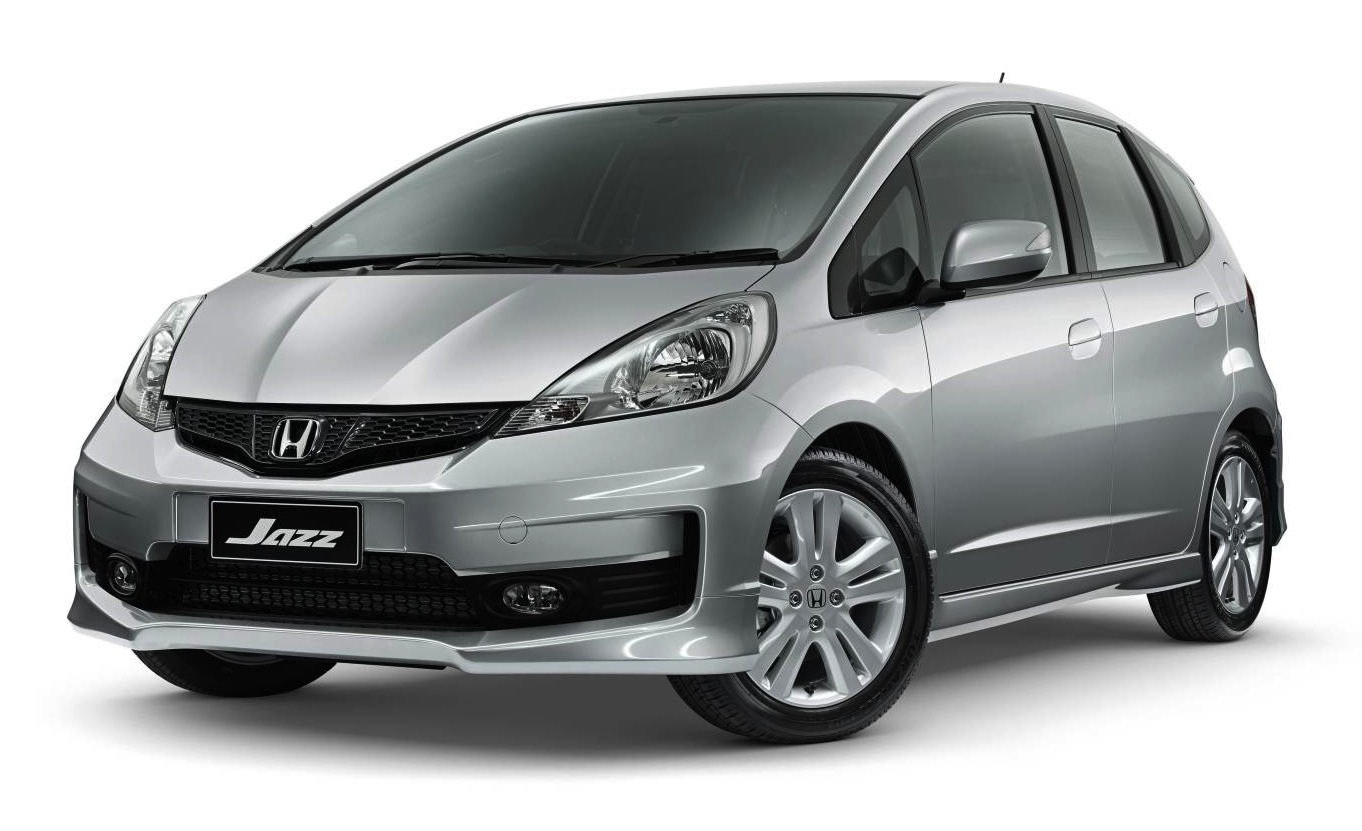 Pictures of honda jazz