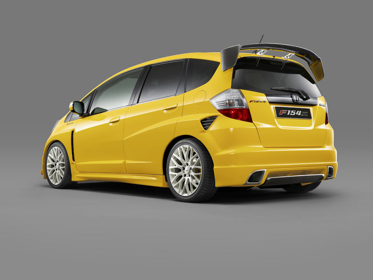 Pictures of honda jazz #12