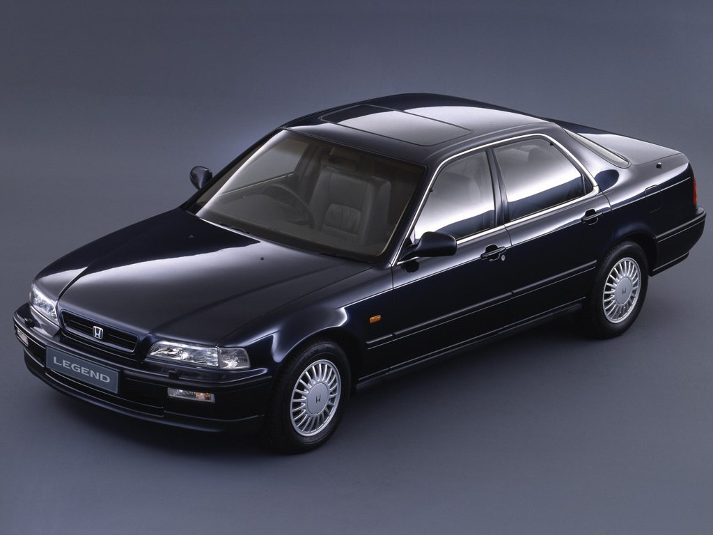 Pictures of honda legend ii (ka7) 1990 #14