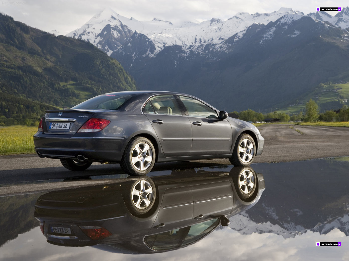 Pictures of honda legend iv (kb1) 2010 #6