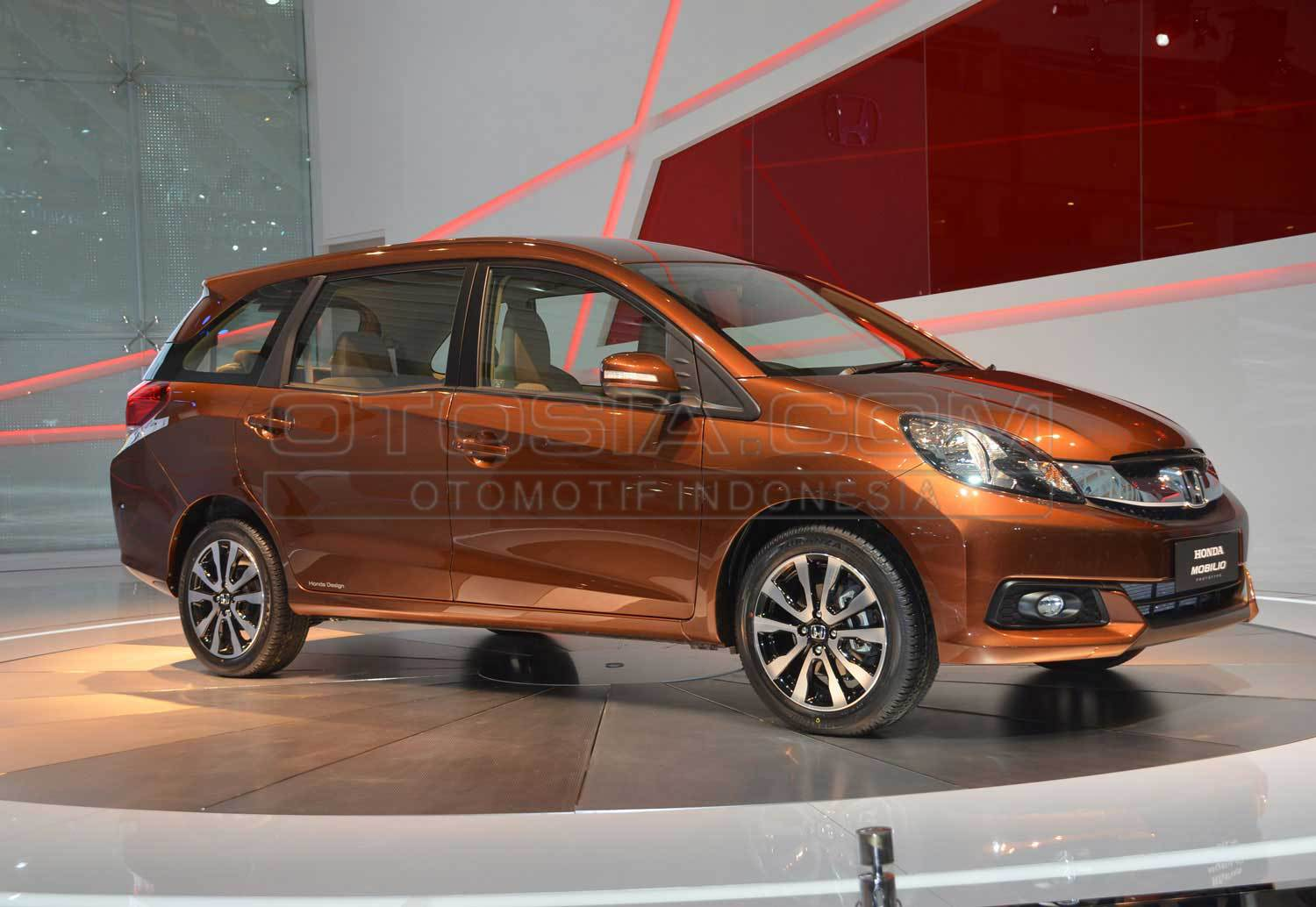 Pictures of honda mobilio #4