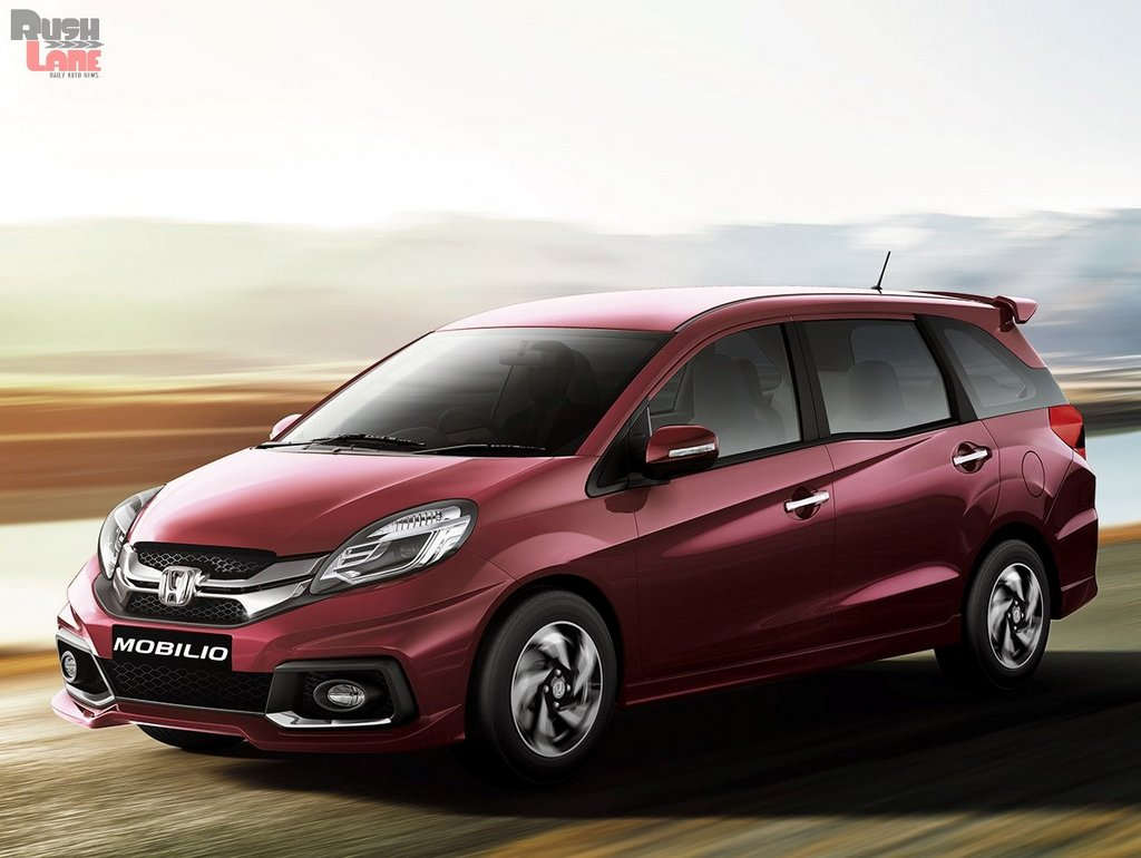 Pictures of honda mobilio #12