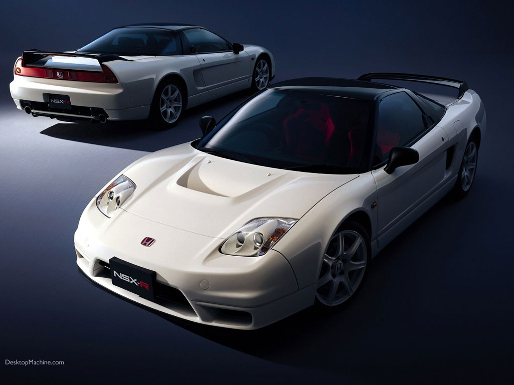 Pictures of honda nsx