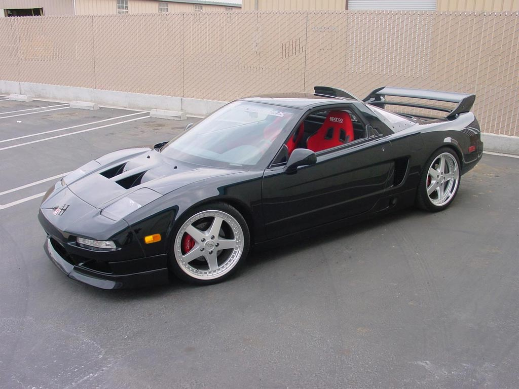 Pictures of honda nsx cabrio (na) 2000