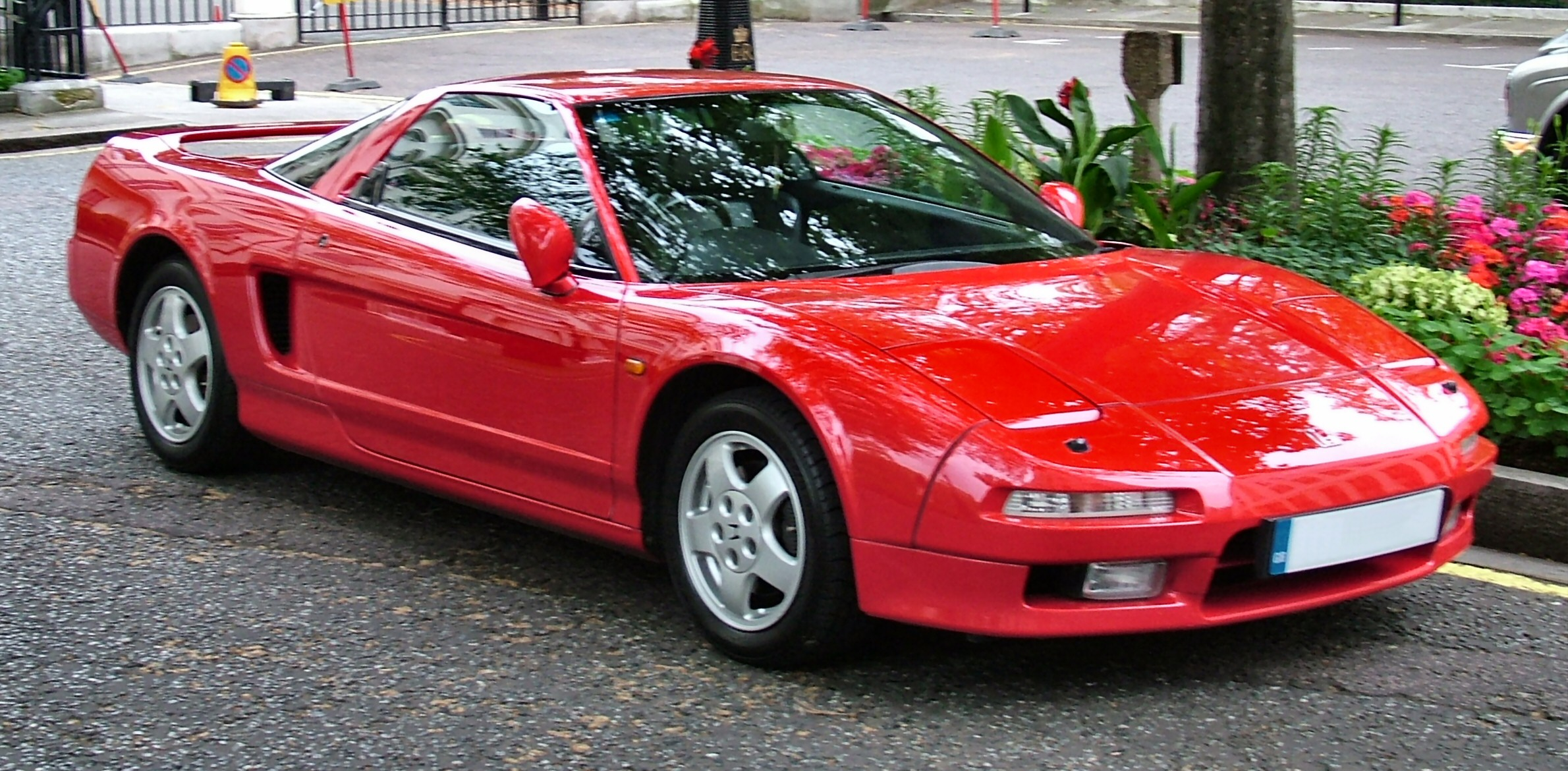 Pictures of honda nsx coupe (na) 1997 #1
