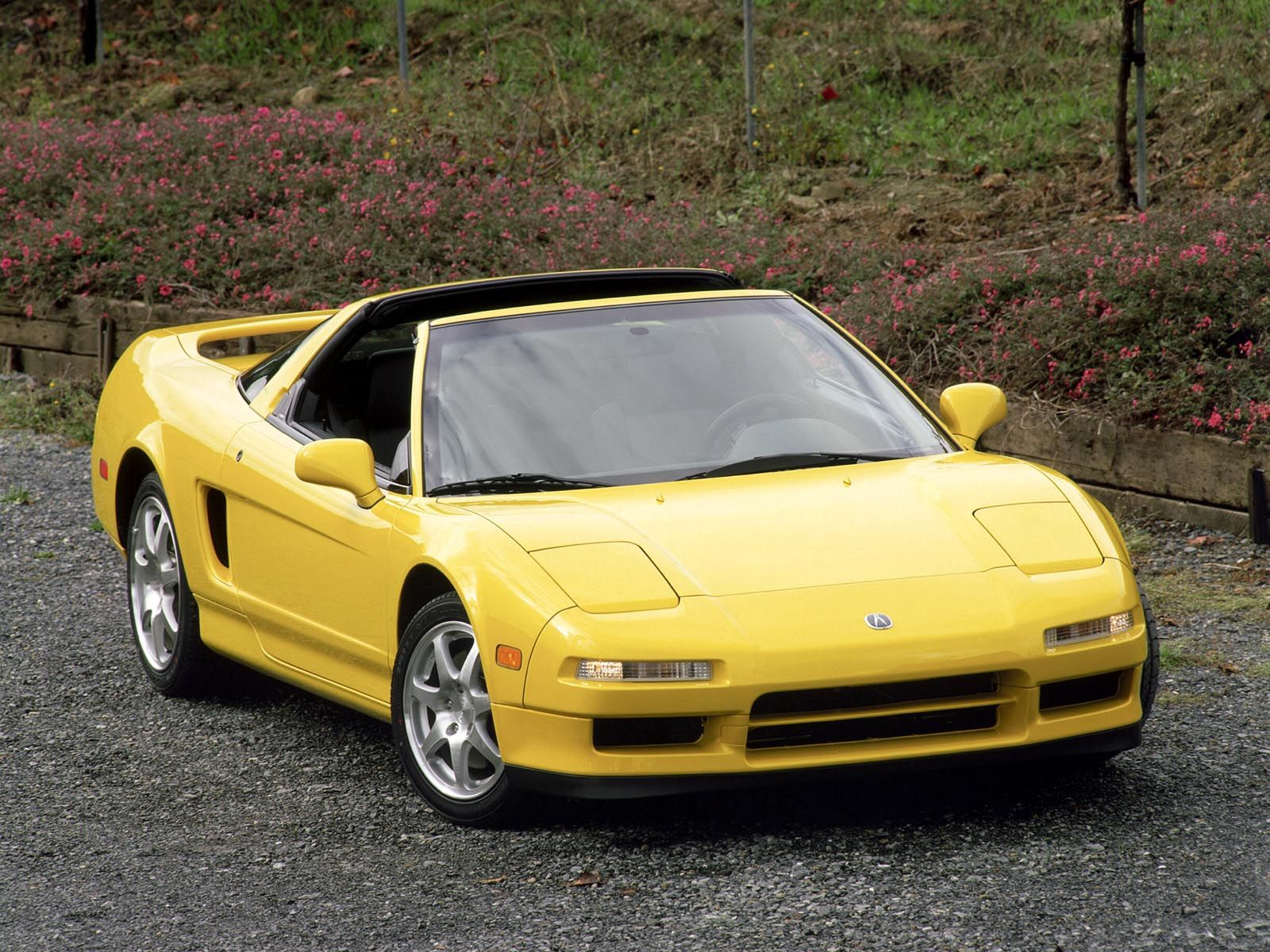 Pictures of honda nsx coupe (na) 1997 #9