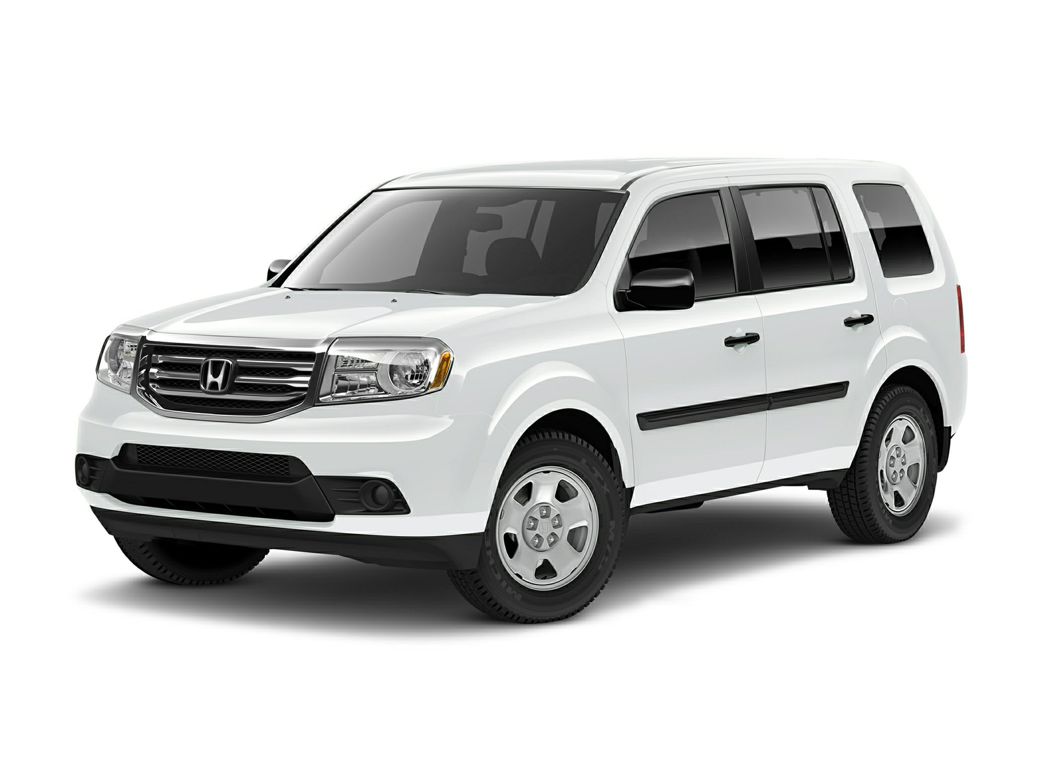 Pictures of honda pilot