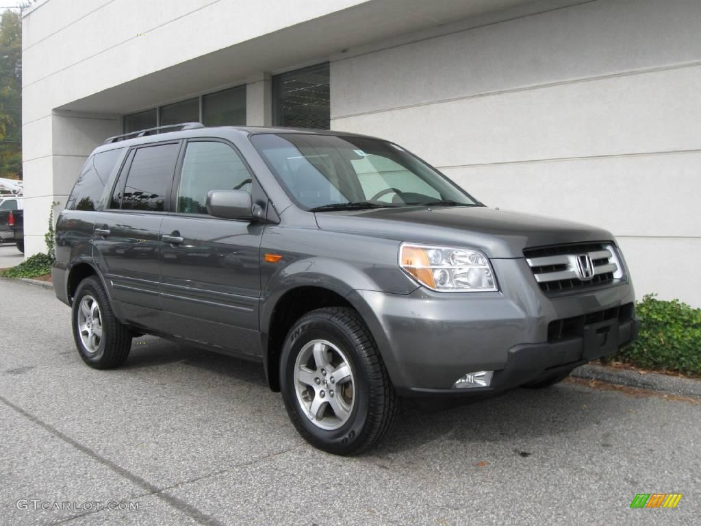 2007 honda pilot pictures information and specs auto. Black Bedroom Furniture Sets. Home Design Ideas