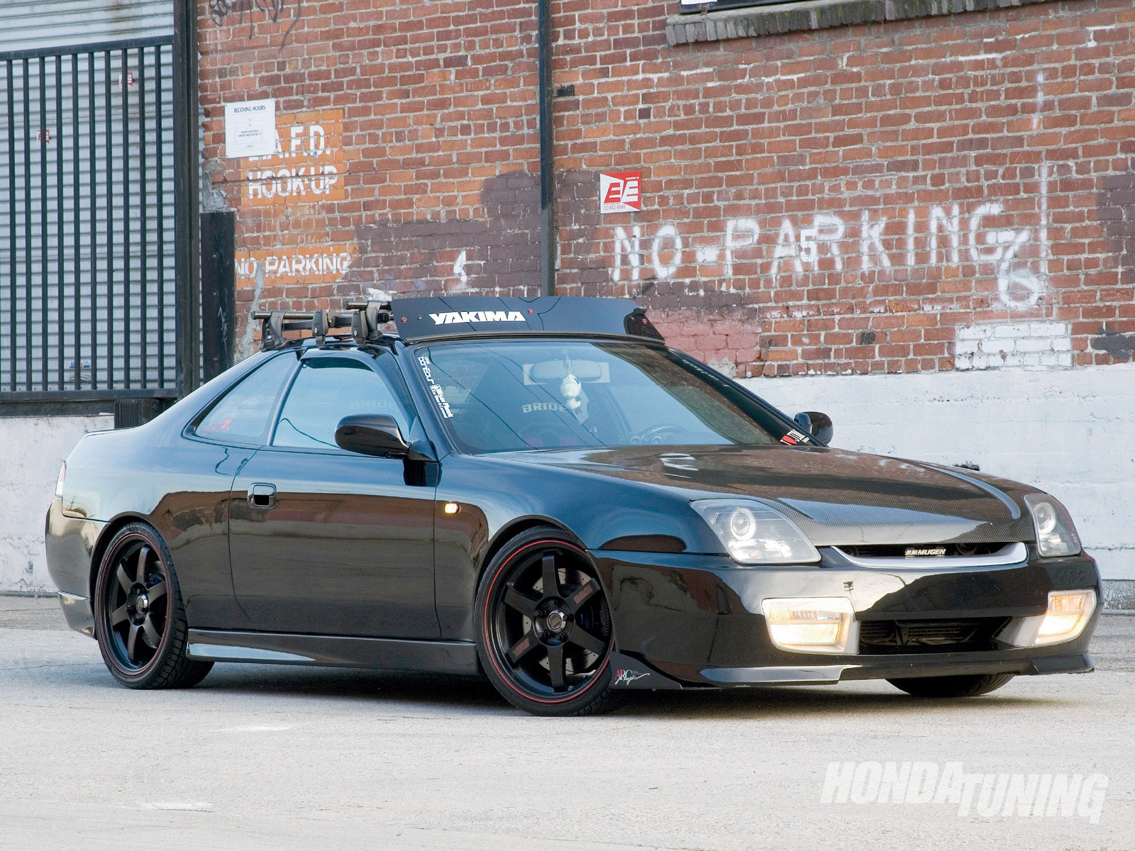 Pictures of honda prelude