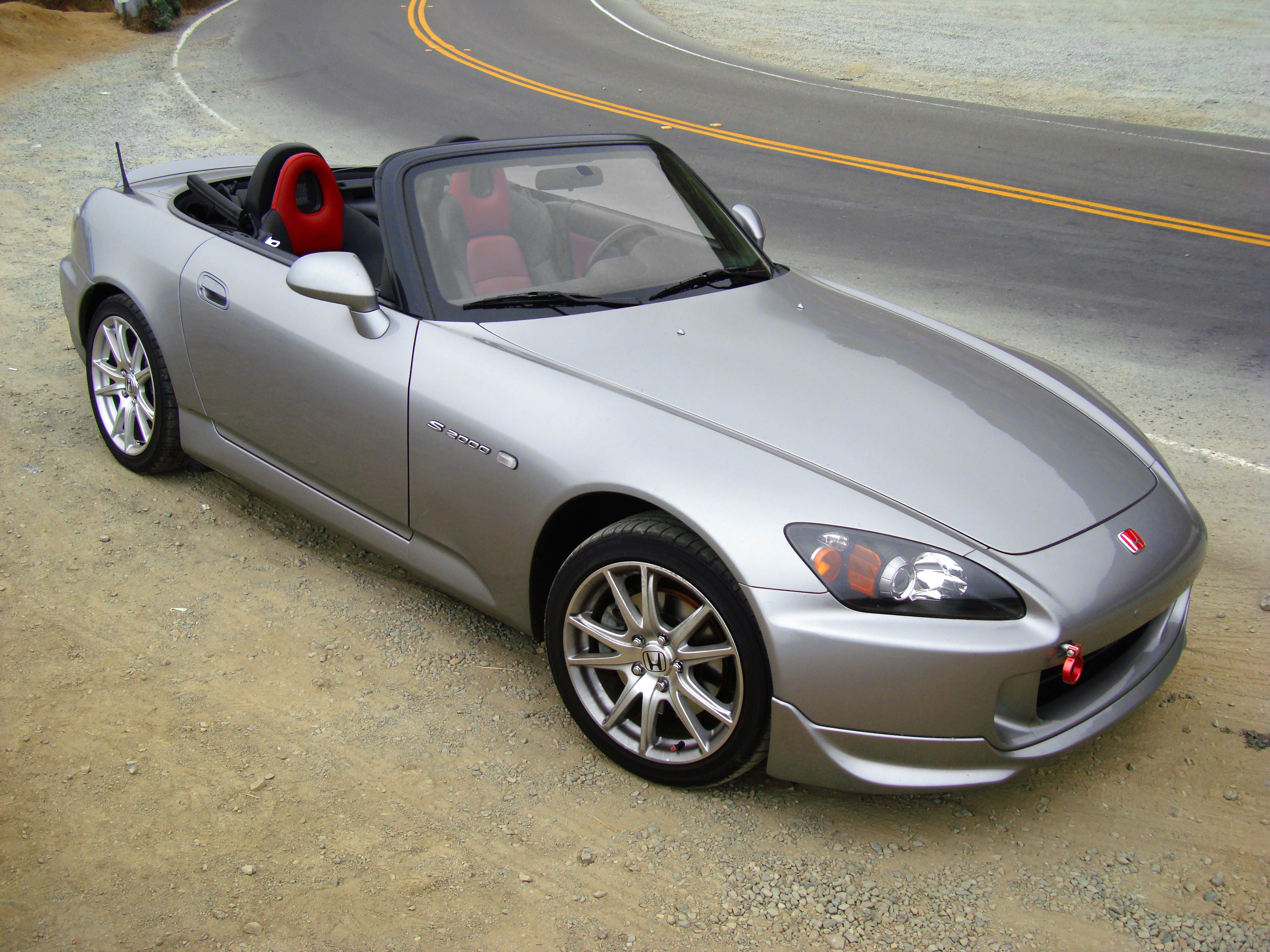 Pictures of honda s2000 #2