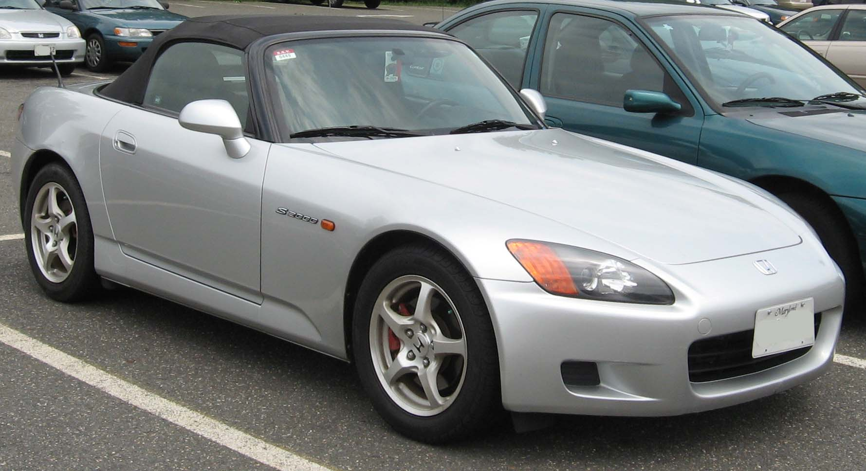 Pictures Of Honda S2000 2000 Auto Database Com