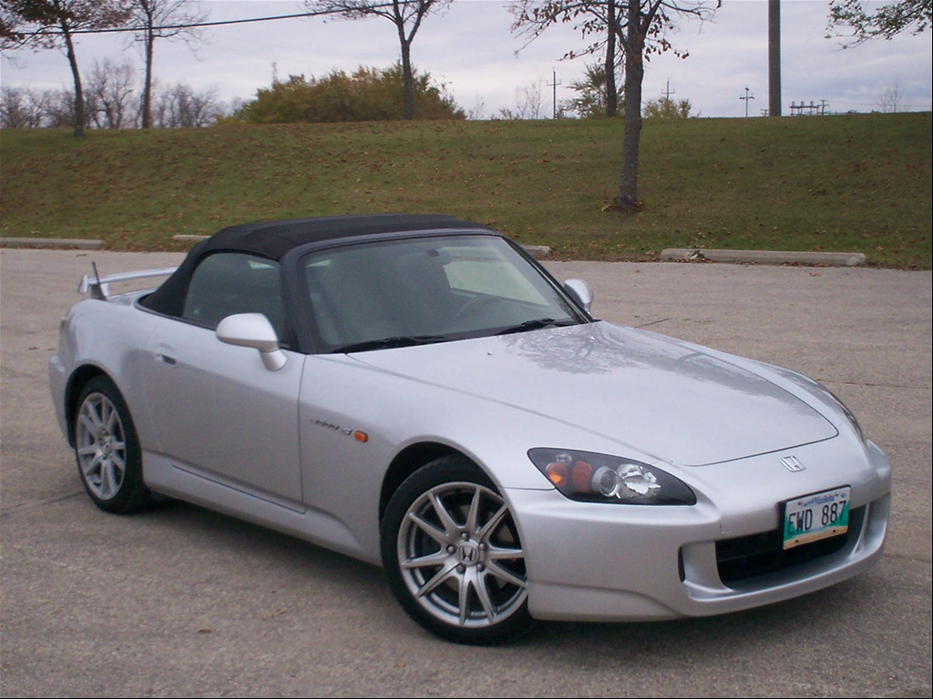 Pictures of honda s2000 2005 #12