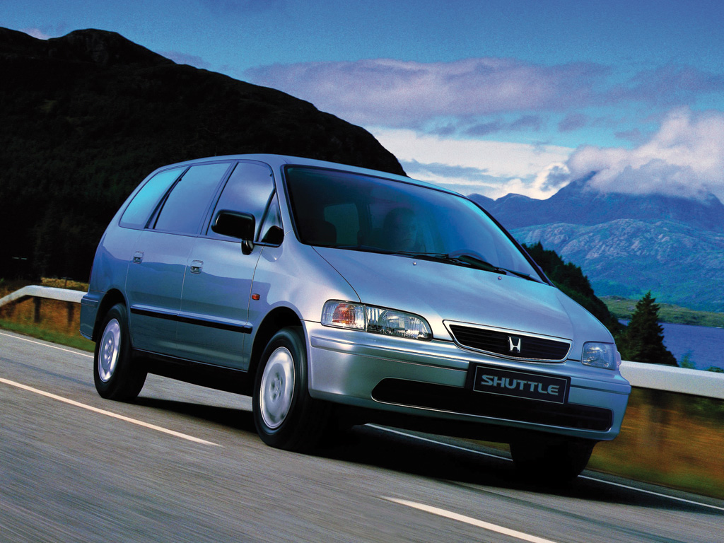 Pictures of honda shuttle