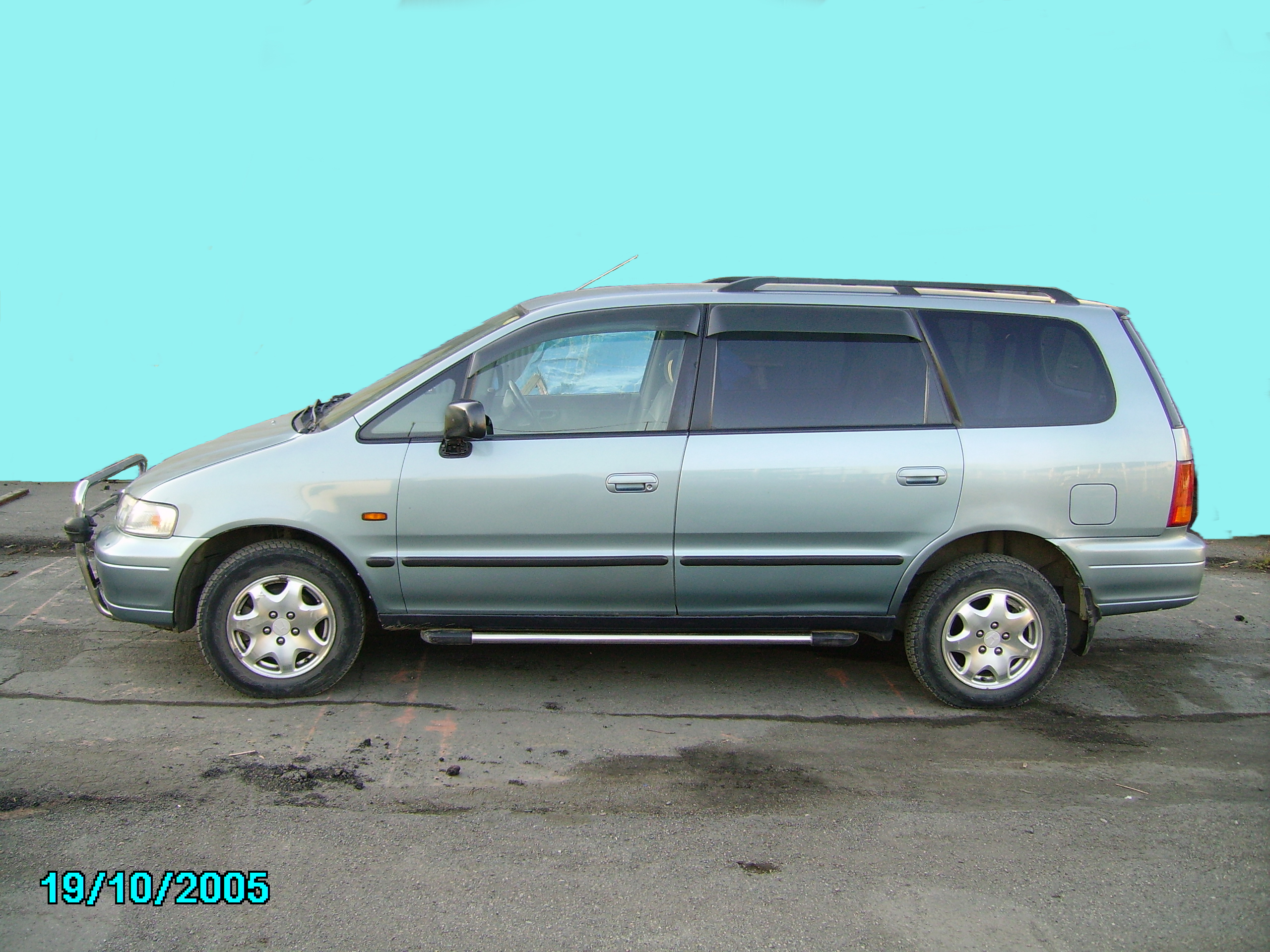 Pictures of honda shuttle 1995 #2