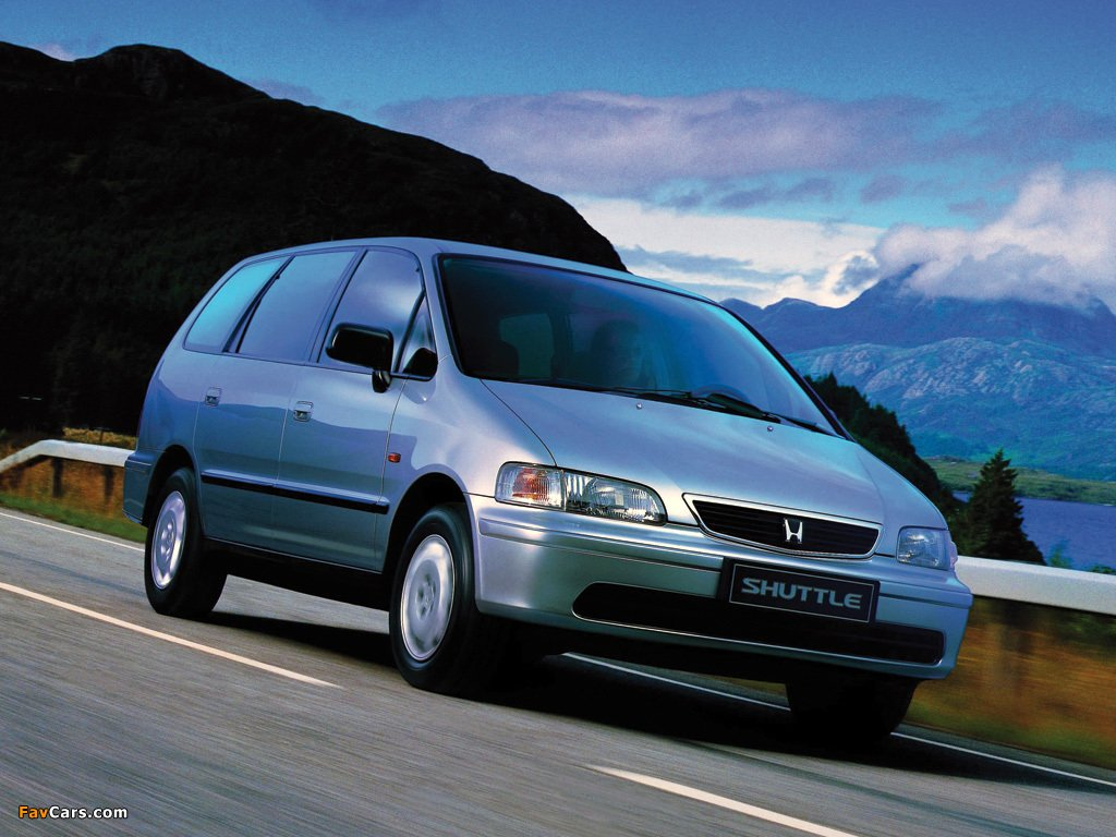 Pictures of honda shuttle 1995 #10