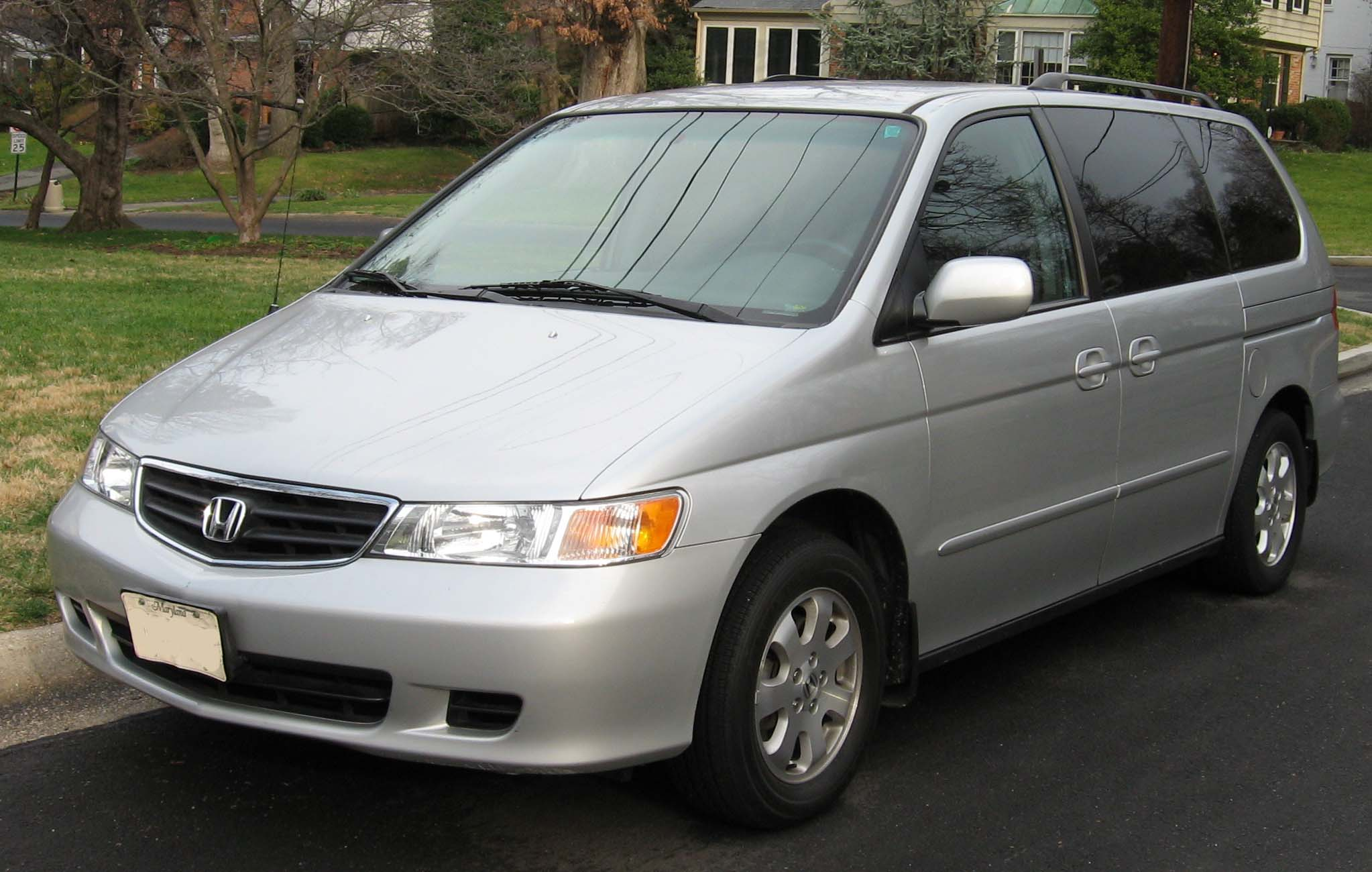 Pictures of honda shuttle 2001