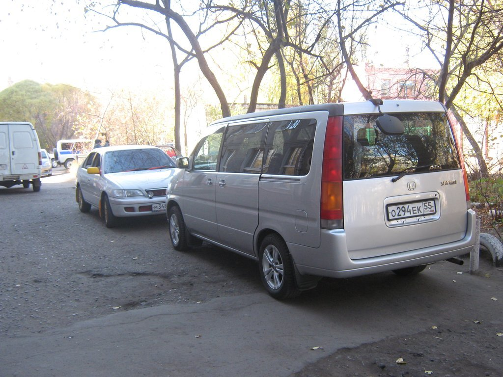 2000 Honda Stepwgn (rf) - pictures, information and specs ...
