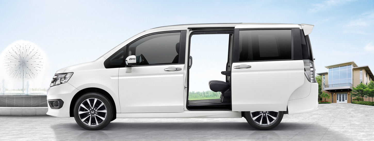 2013 Honda Stepwgn (rf) - pictures, information and specs - Auto-Database.com
