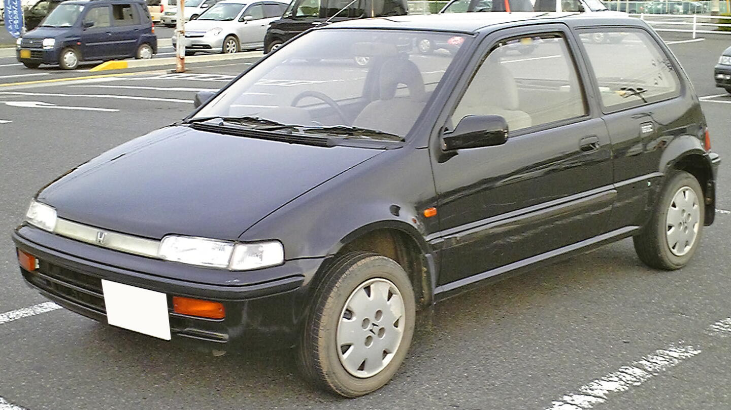 Pictures of honda today 1994