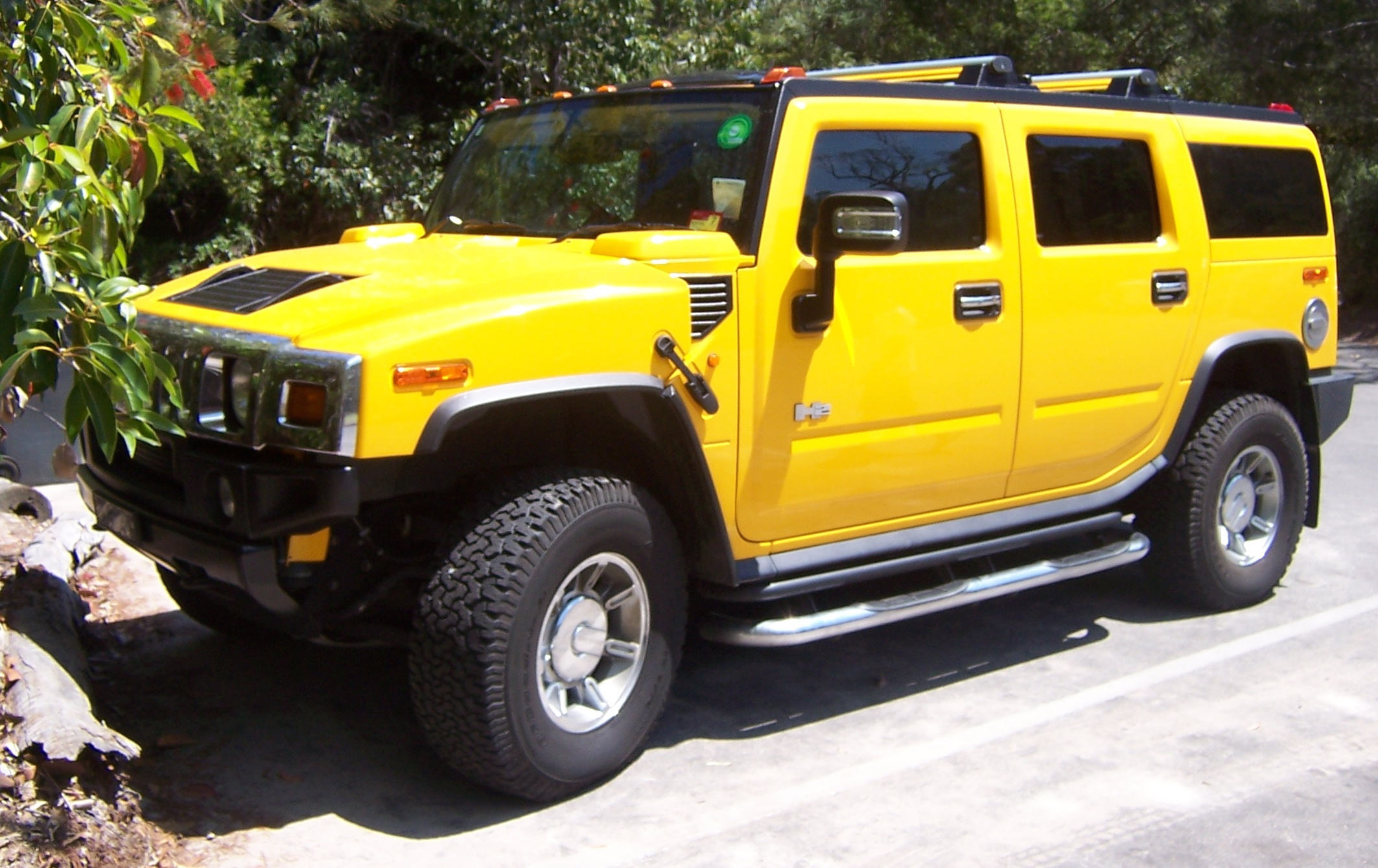 Hummer H2   pictures, information and specs - Auto-Database.com