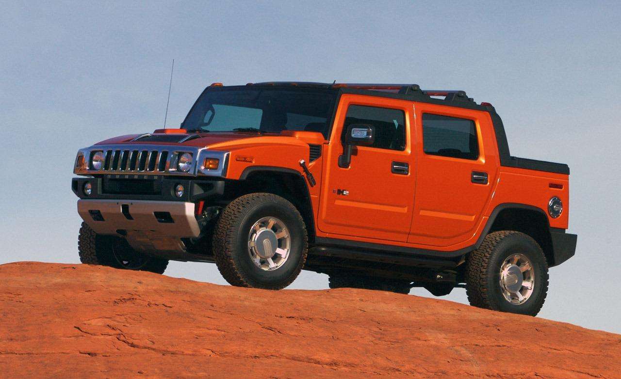 2016 Hummer Hummer H2 Sut Pictures Information And