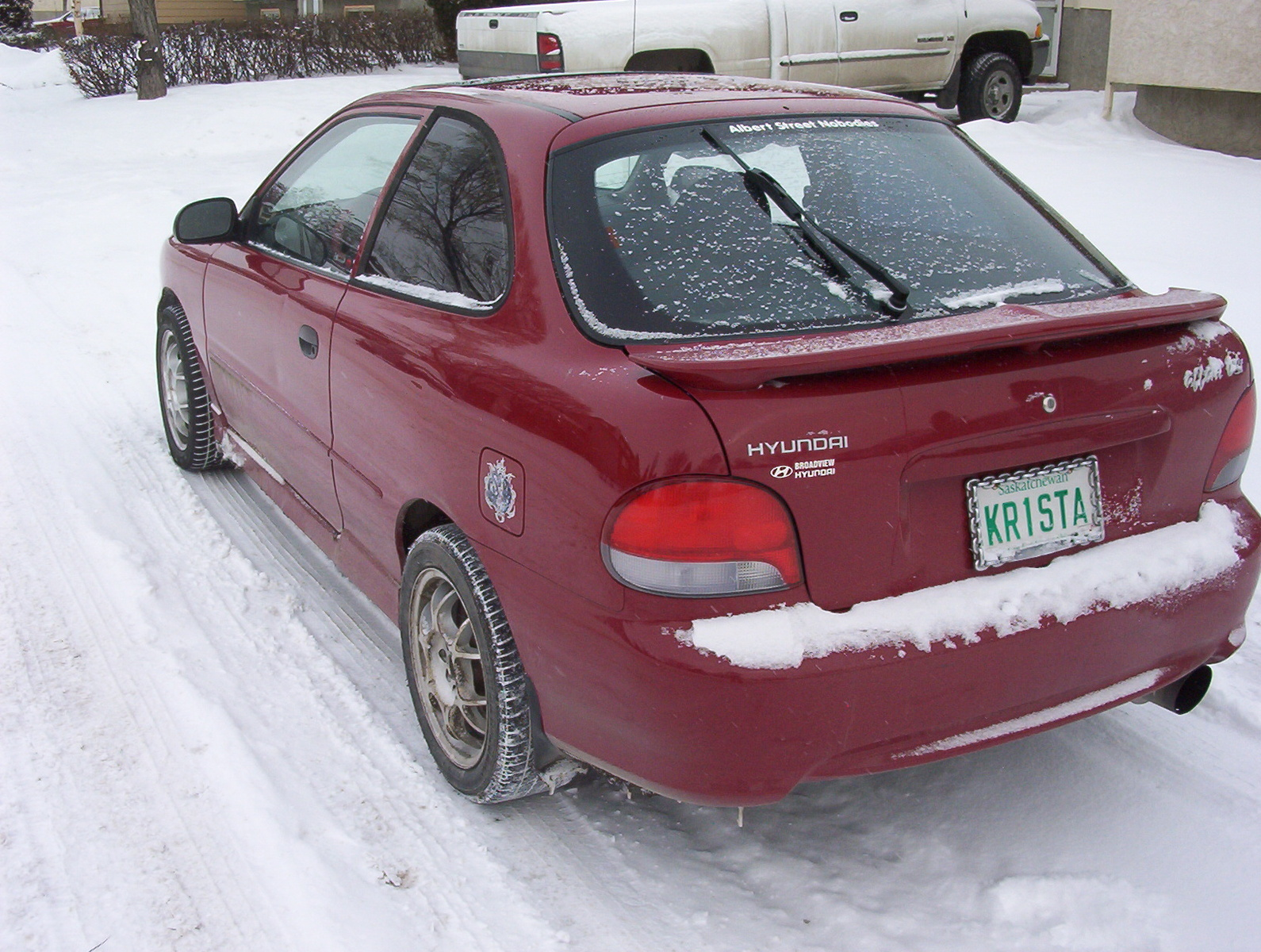 1999 Hyundai Accent I Hatchback Pictures Information And Specs