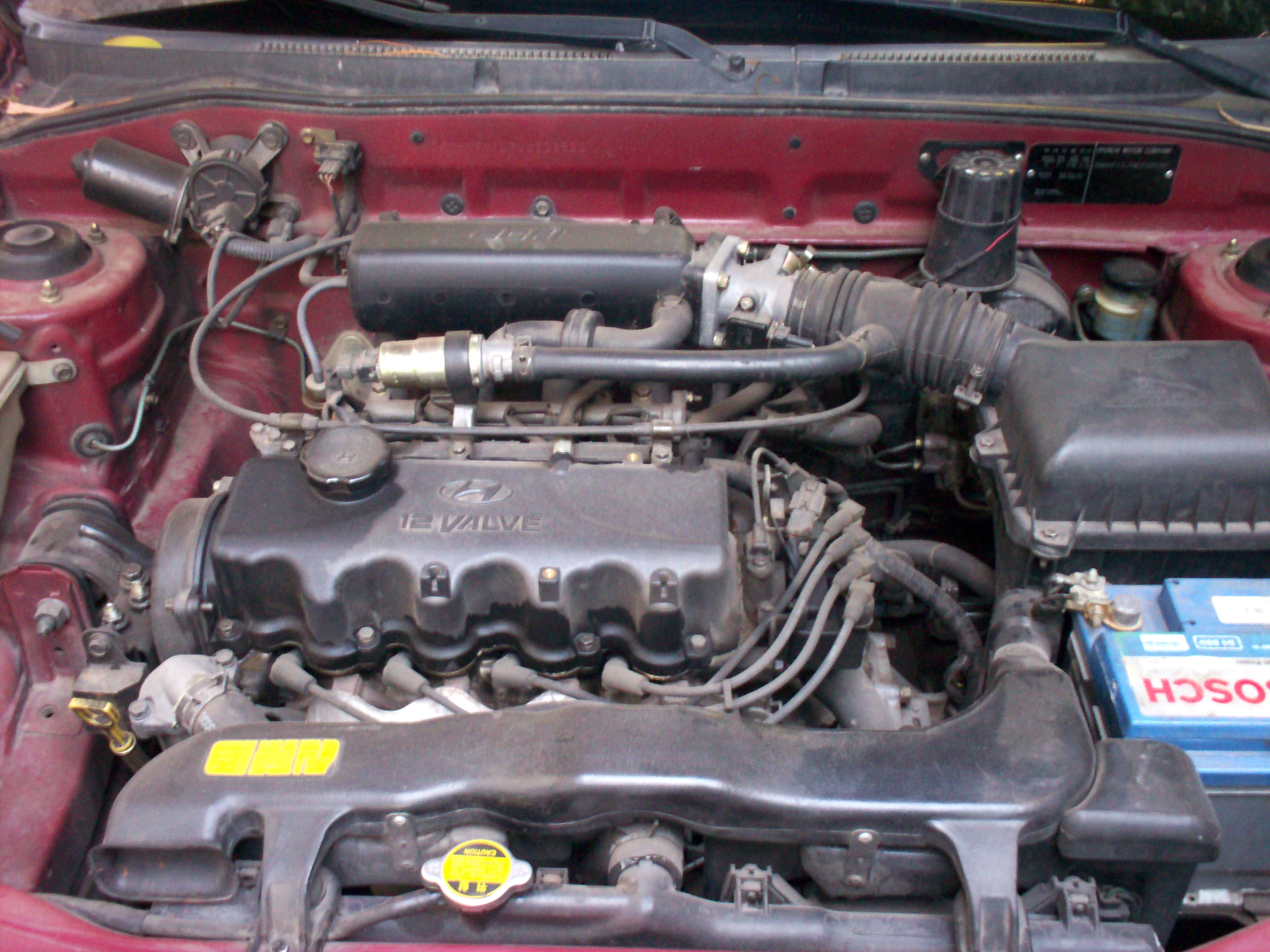 pictures of hyundai accent ii 1999 200853 1999 hyundai accent ii pictures, information and specs auto