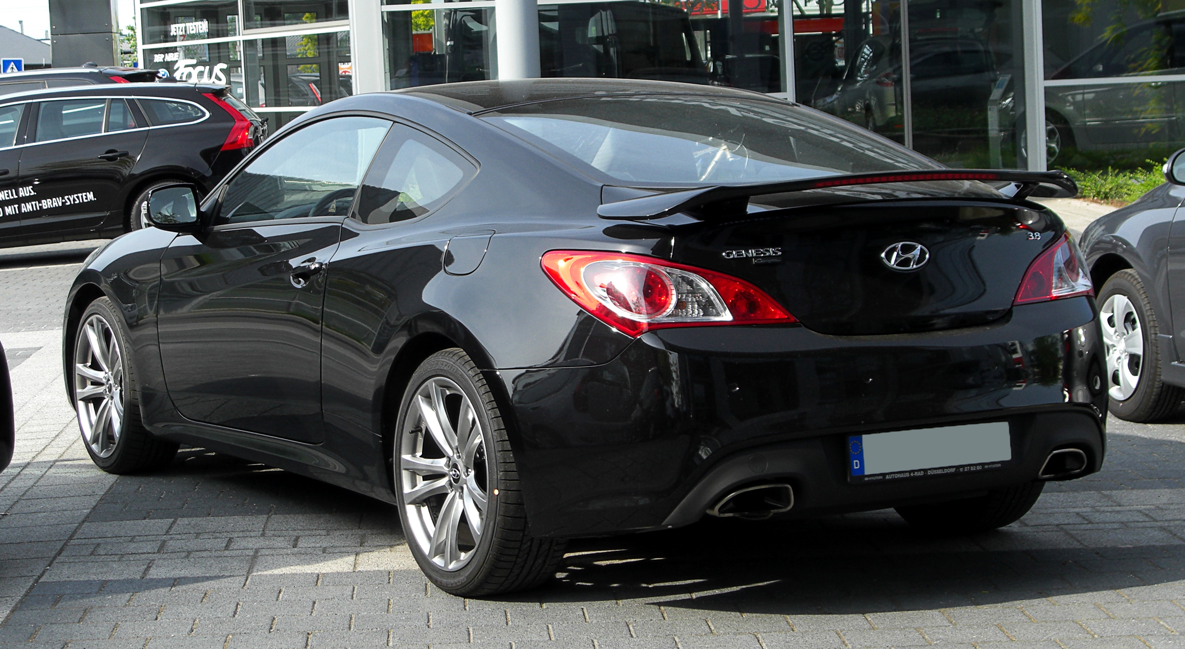 2011 hyundai genesis coupe pictures information and. Black Bedroom Furniture Sets. Home Design Ideas