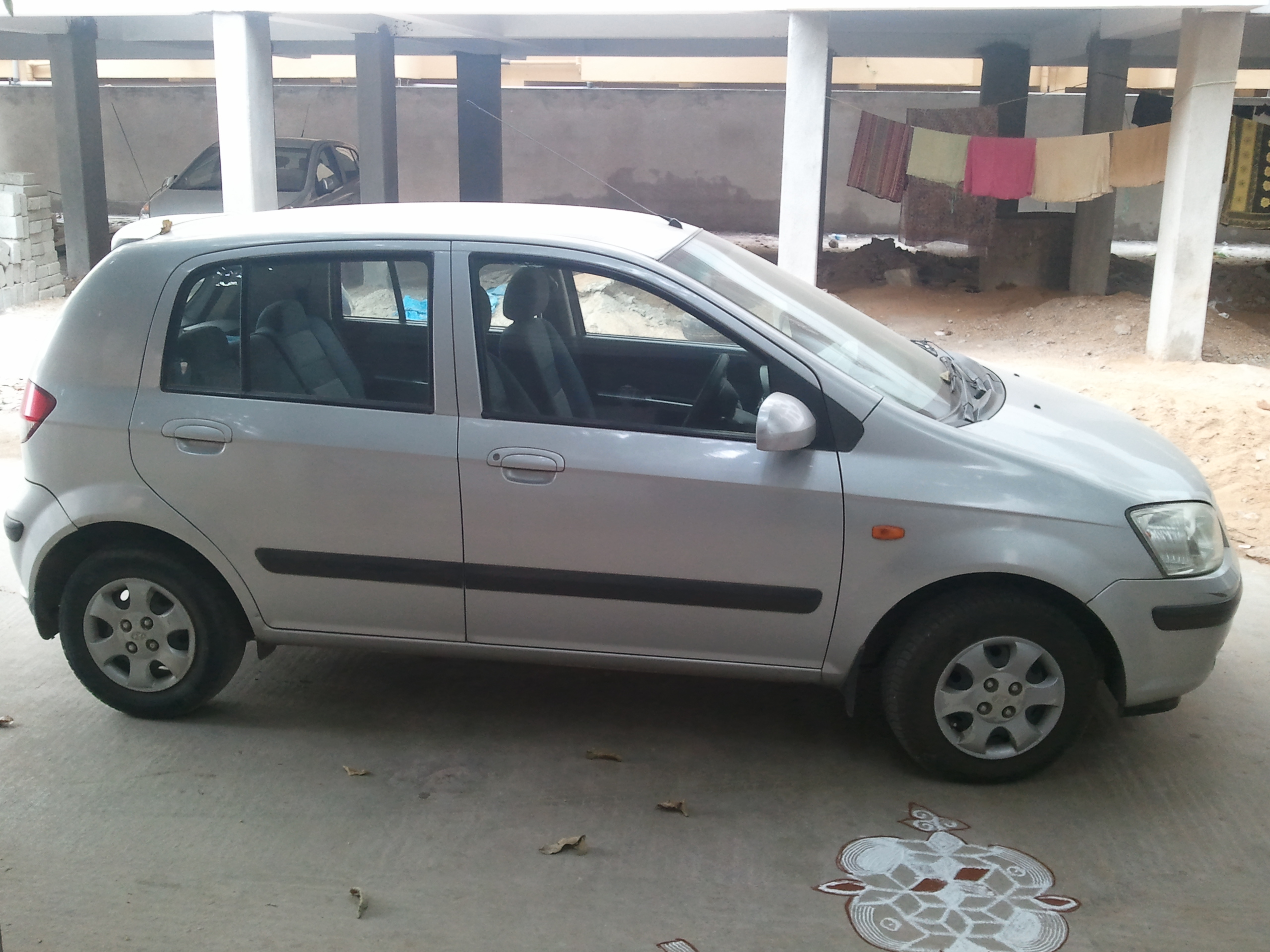 2005 hyundai getz ii 2 pictures information and specs auto. Black Bedroom Furniture Sets. Home Design Ideas