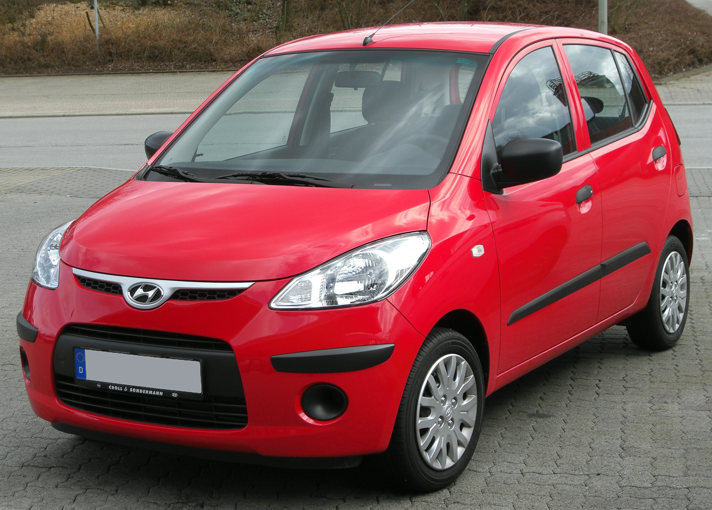 Pictures of hyundai i10