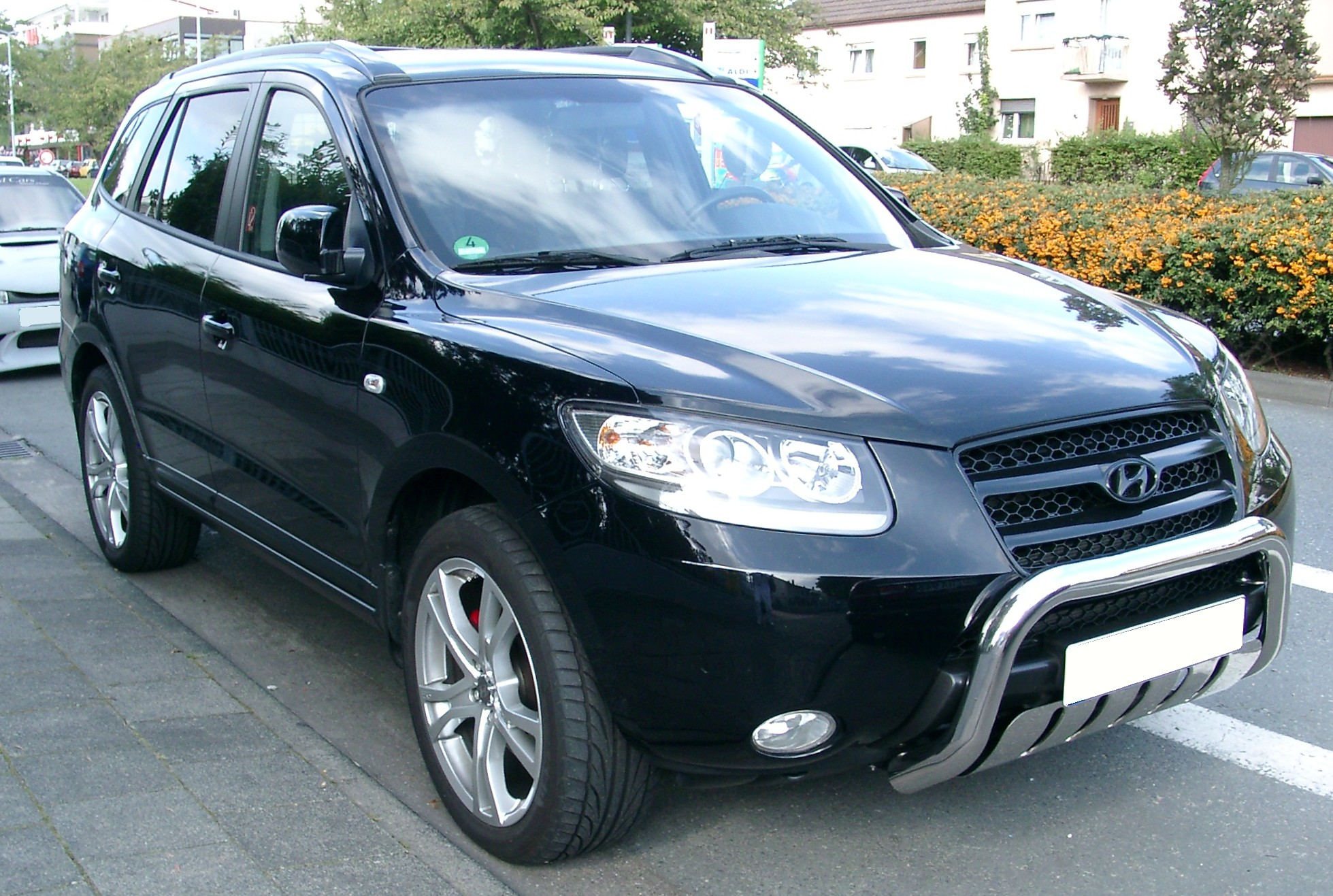 2007 hyundai santa fe ii pictures information and specs. Black Bedroom Furniture Sets. Home Design Ideas