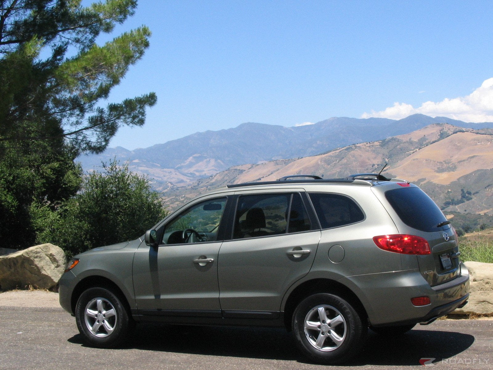 2007 hyundai santa fe ii pictures information and specs auto. Black Bedroom Furniture Sets. Home Design Ideas